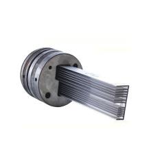 Custom Cheap PVC Plastic Head Aluminium Parts Extrusion Mould
