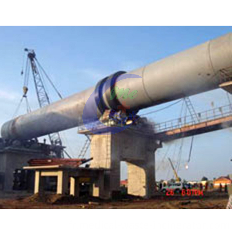 Rotary Kiln Making Machine