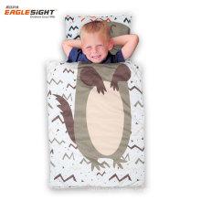 Animal Cartoon Baby Sleeping Bag Newborn With Pillow Kids Sleeping Bag Baby With Pillow Winter Warm Sleeping Bag