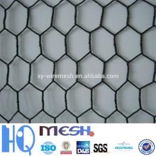 Acoplamiento de alambre hexagonal galvanizado, acoplamiento de alambre del pollo (fábrica)