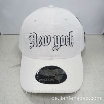 6 Panels mit 3D Embroidary Baseball Hat
