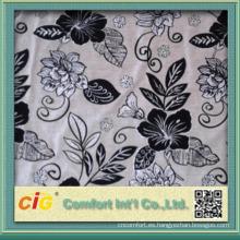 sofá cama de la tela del proveedor de China para el sofá y la materia textil