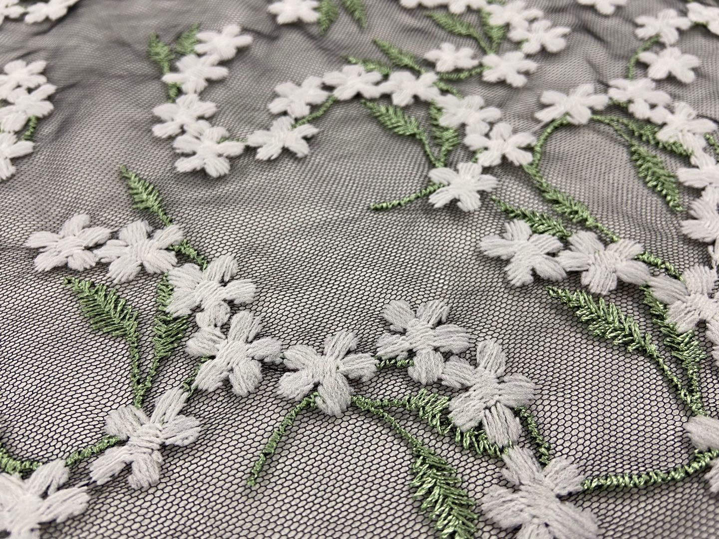 Embroidery Fabric-2
