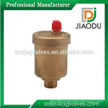 free sample high quality 1 2 0.5 1/2 6 inch high pressure forged CW614N copper laiton and brass automatic air vent valve