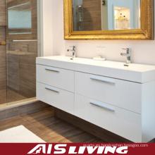 Laquer Matt Finish Bathroom Cabinets para House (AIS-B020)