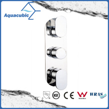 UK Bathroom Brass Thermostatic Shower Faucet (AF9135HW-A)