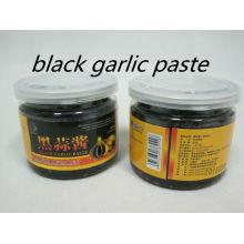 Aliments antioxydants Pâté d'ail noir fermenté