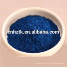 Reines indigoblaues Pulver für Chemikalien