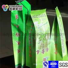 Пластиковая упаковка для зеленого чая