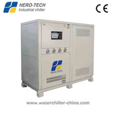 -20c 21kw Water Cooled Low Temperature Chiller with Anti Freeze Protector