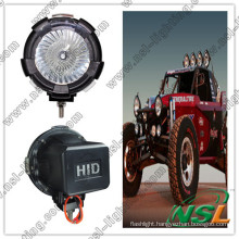 "4"" 9~32V 35W/55W HID Flood/Spot Beam Round Work Light, 4X4 Spot HID off-Road Light (NSL-3411)"