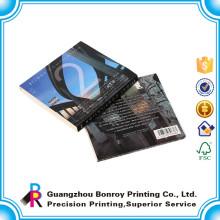 Manga colorida de alta calidad de la caja de papel de arte de la impresión en offset de alta calidad