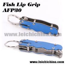 Poignées à lèvres en aluminium à deux pattes pour poissons