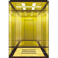 Hot! Customized Mrl Passenger Elevator with Fine Lift Car Decoration