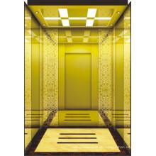 Kundenspezifischer Vvvf Passenger Elevator mit Fine Lift Car Dekoration