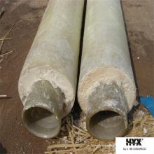 O material do poliuretano adota a tubulação de FRP para o sistema da fonte de calor da cidade & da fábrica
