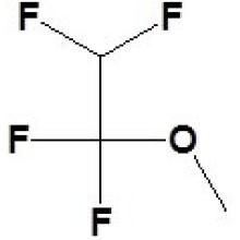 1, 1, 2, 2-Tetrafluoroethyl Methyl Ether CAS No. 425-88-7