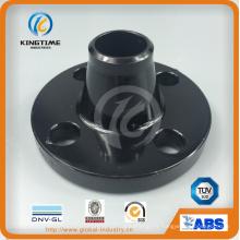 Bride forgée de bride de cou de soudure de l'acier au carbone A105n d'ANSI B16.5 (KT0286)