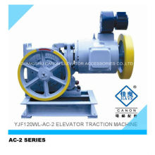 Good quality AC2 elevator Motor to Russia