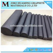 barra da vara da haste do carbono / grafite com resistência à oxidação e à corrosão