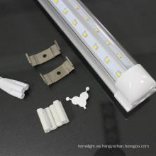 Tubo de LED T8 de 600 mm de alto brillo