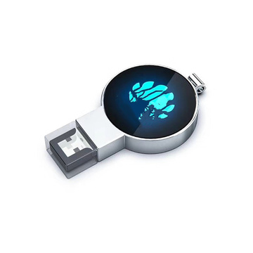 Light Up USB Flash Drive Custom