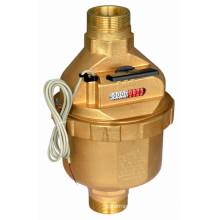 Volumétrico pistón líquido llenado agua medidor clase C/R160