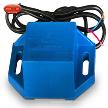 Wheel numbers sensor Train direction sensor