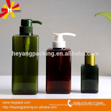 Household hand soap dispenser plastic bottle