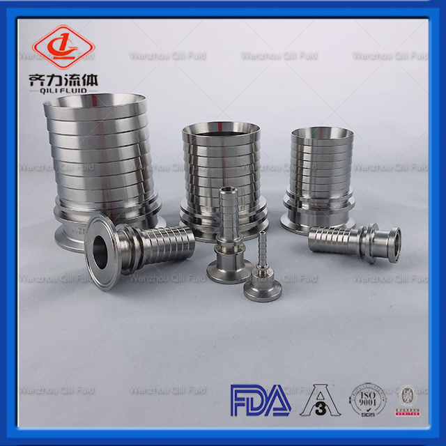 High Quality Factory Sanitary Stainless Steel Pipe Ferrule Joint