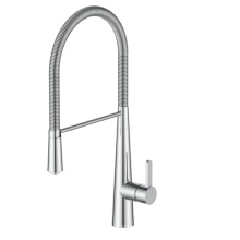Factory high quality kitchen sink faucet pull out kitchen faucet with wholesale price