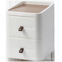 Armoire de chevet pour la maison / bureau avec tiroirs
