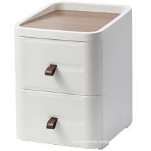 Home/Office Bedside Cabinet With Drawers
