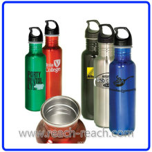 Stainless Steel Sports Travel Water Bottle (R-9016)