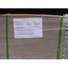 Grauer Karton von 800gsm bis 2000g / m²