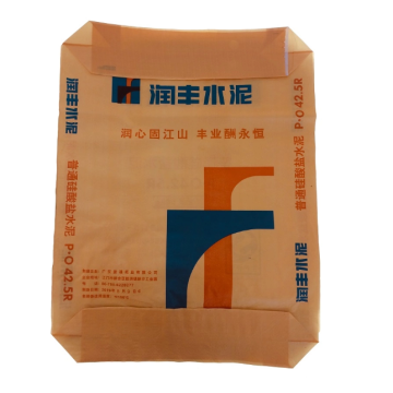 Bolsa de plástico para productos químicos