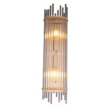 Customized Modern Creative Indoor Villa Crystal Wall Lamp Glass Wall Light