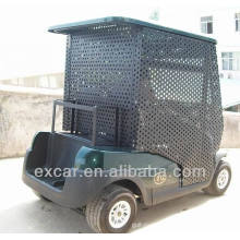 Cheap electric packing ball cart 2 seats electric golf cart