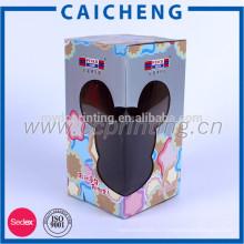 изготовленный на заказ коробка печатания детские игрушки