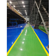 Liquid wear-resistant waterborne epoxy floor paint