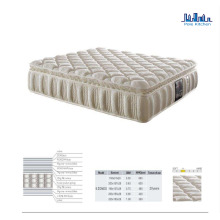 Far Infrared Anion Box Top Pocket Spring Mattress