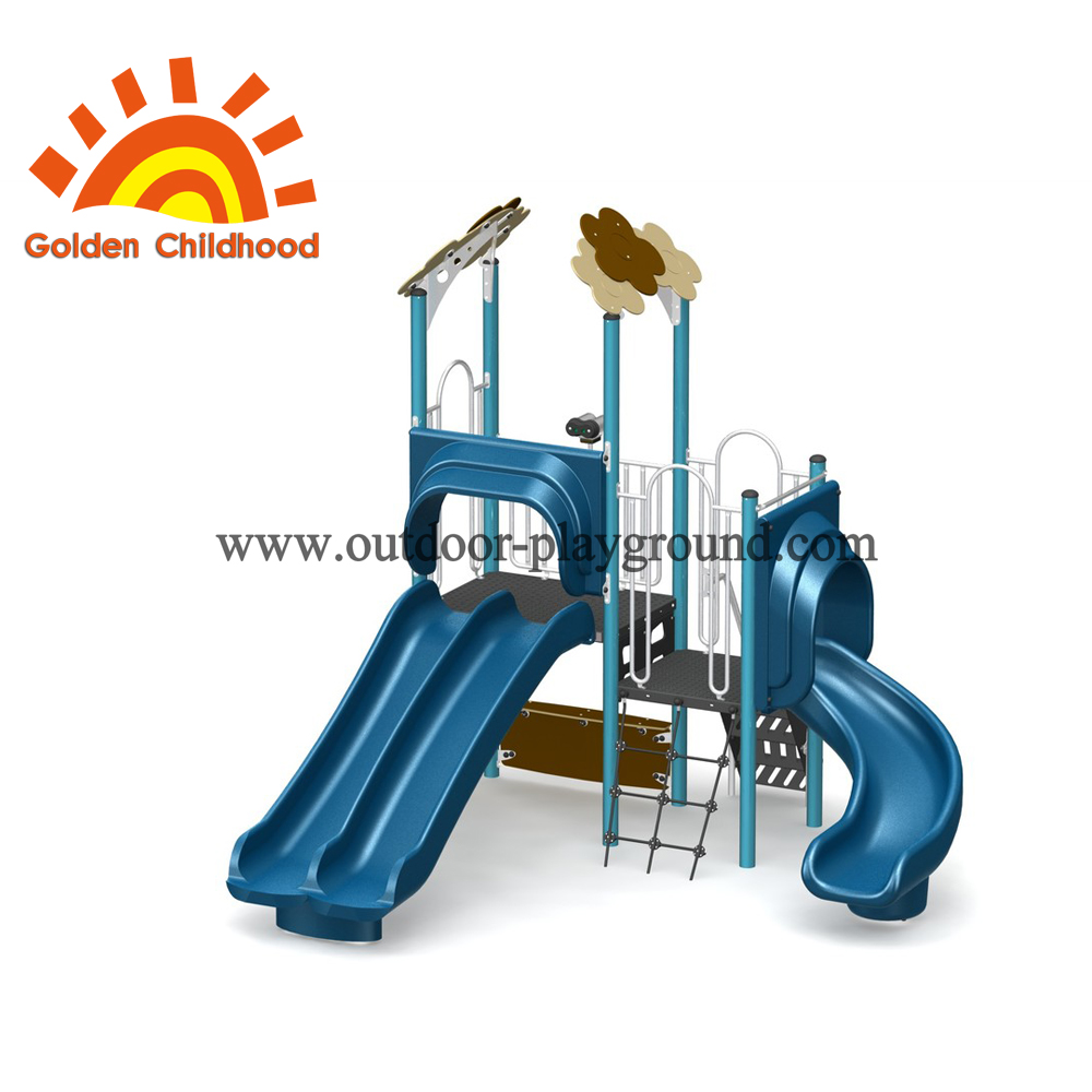 Backyard Slide Outdoor Playground Equipment