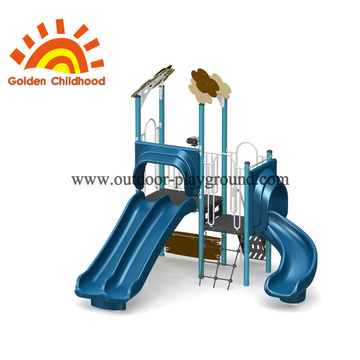 Backyard Slide Playground Equipment en venta