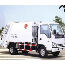 Camión de basura compactador Isuzu 3t (QDZ5070ZYSI)
