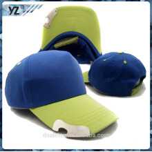100% cotton twill with botter open 5panel baseball cap