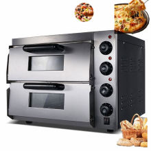Factory Supplying Convention Oven Electric Pizza Machine