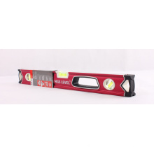Red Color Professional Spirit Level (700910)