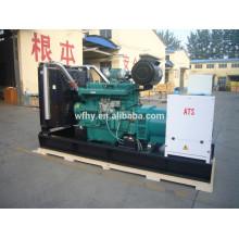 Öffnen Sie den Typ 200KW / 250KVA Diesel Generator