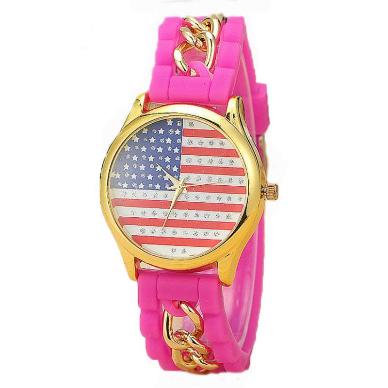 2016 Special Offer Girls Silicone Quartz Watch