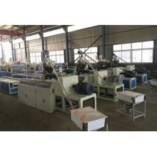 Ligne de machine de fabrication de panneau / feuille de PVC